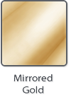 Mirrored Gold